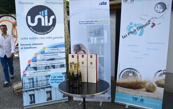 UNIS Pétanque Tour 2016 de Lyon