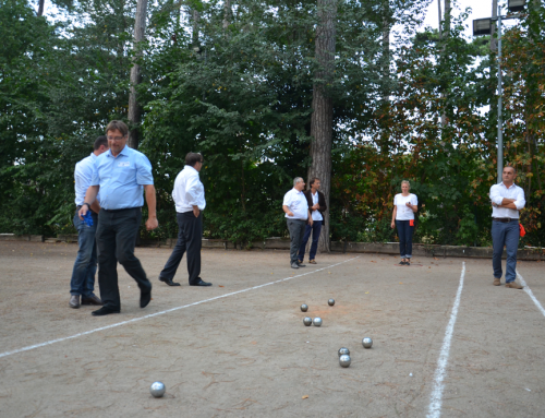 UNIS pétanque tour paris – 21