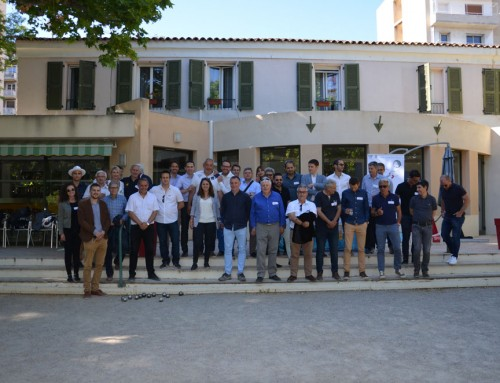 Unis pétanque tour 2017 Marseille –