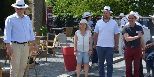 UNIS pétanque tour Lyon 9 Juin