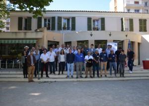Unis pétanque tour 2017 Marseille